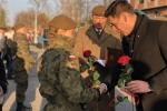 Uroczyste ślubowanie Lubelskiego batalionu Wojsk Obrony Terytorialnej