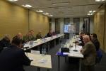 Posiedzenie SZR ds. Infrastruktury i Transportu WRDS w dniu 15 listopada 2017 r.
