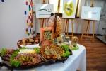Założeniem tegorocznej edycji festiwalu była promocja tradycyjnej kuchni wschodnich regionów Polski oraz wybór najładniejszego logo przedsięwzięcia spośród trzech finałowych propozycji (na zdjęciu u góry)