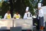 Pokazy kulinarne w wykonaniu reprezentantek województwa lubelskiego