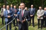 Wicemarszałek Województwa Lubelskiego Michał Mulawa
