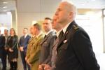 Przedstawiciele służb mundurowych