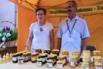 Głównym punktem programu był kiermasz sprzętu i produktów pszczelich, na który zjechała cała ekipa wystawców