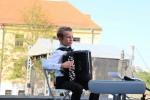 Młodziutki akordeonista Miłosz Bachonko podbił serca lubelskiej publiczności