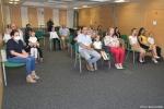 Laureatom podczas spotkania towarzyszyli rodzice, a nawet całe rodziny