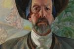 Jacek Malczewski Autoportret ok. 1922