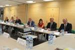 Posiedzenie Stałego Zespołu Roboczego ds. Polityki Społecznej i Ochrony Zdrowia WRDS Województwa Lubelskiego