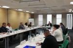 Posiedzenie Stałego Zespołu Roboczego ds. Polityki Społecznej i Ochrony Zdrowia Wojewódzkiej Rady Dialogu Społecznego Województwa Lubelskiego w dniu 22 czerwca 2018 r.