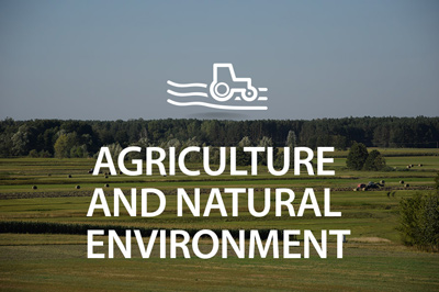 AGRICULTURE AND NATURAL