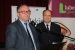 Konferencję otworzyli wicemarszałek Grzegorz Kapusta i burmistrz Bychawy Janusz Urban