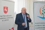 Zamojską edycję konferencji prowadził Arkadiusz Bratkowski, członek ZWL