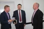 Rozmowy miały miejsce także po zakończeniu konferencji w Zamościu