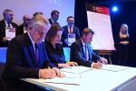 Podpisanie porozumienia Województwo Lubelskie - Szkoła Główna Handlowa w Warszawie
