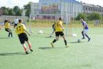 Mecz na bocznym boisku Areny Lublin