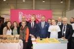 Lubelskie stoisko odwiedzili wicemarszałek Sebastian Trojak oraz radny Sejmiku Marek Wojciechowski